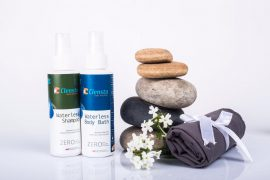 Clensta Launches First Waterless Personal Hygiene Shampoo and Body Bath in Punjab