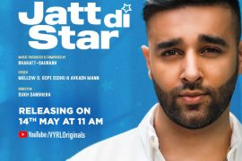 Avkash Mann drops an exclusive audio sneak-peek of his upcoming release Jatt Di Star with VYRL Originals